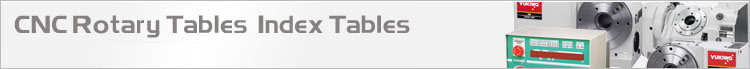 CNC Rotary Tables Index Tables