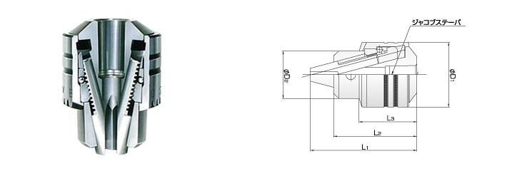 0-6 mm Ball Bearing Drill Chuck